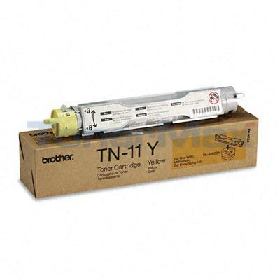 BROTHER HL4000CN TONER YELLOW